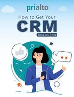 CRM Back on Track Ebook Cover