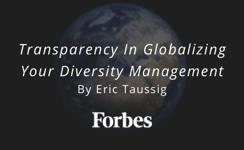 Forbes global diversity management
