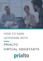 Guide to Leverage a Virtual Assistant