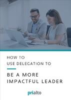 How to use delegation ebook cover