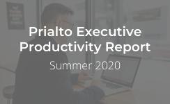 Prialto Executive Productivity Report