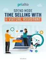 Spend More Time Selling ebook cover