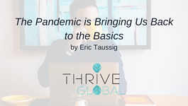 Thrive Global Feature